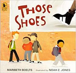 Those Shoes book