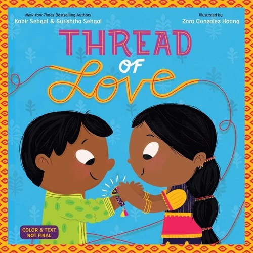 Thread of Love book