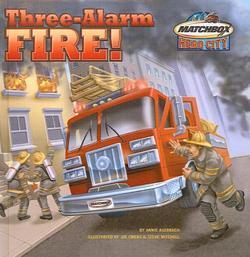 Three-Alarm Fire! book