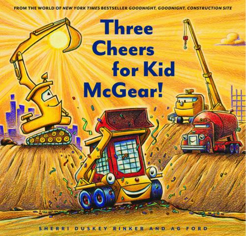 Three Cheers for Kid McGear! book