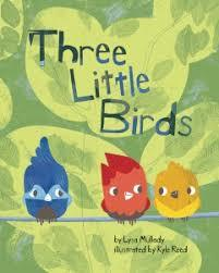 Three Little Birds book