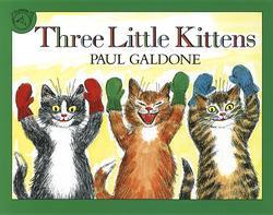 Three Little Kittens book