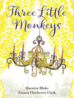 Three Little Monkeys book