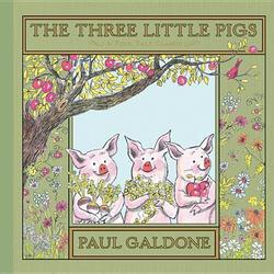 Three Little Pigs book