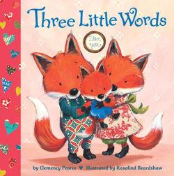 Three Little Words book