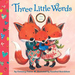 Three Little Words book