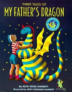 Three Tales of My Father's Dragon book