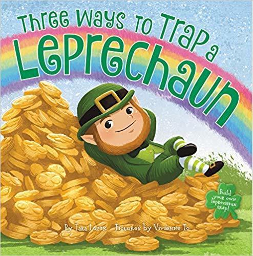 Three Ways to Trap a Leprechaun book