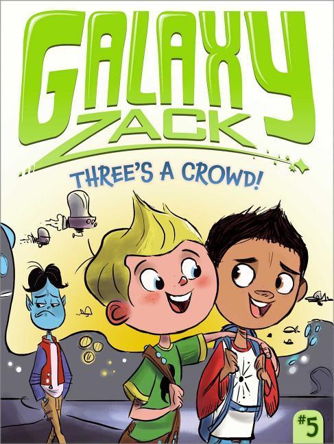 Three's a Crowd! book