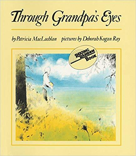 Through Grandpa's Eyes book