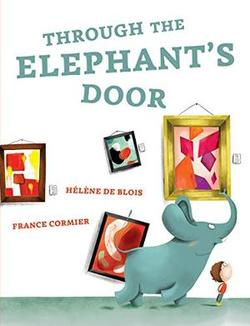 Through the Elephant's Door book