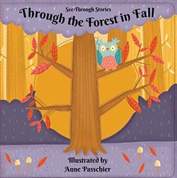 Through the Forest in Fall Book