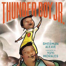 Thunder Boy Jr. book