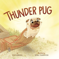 Thunder Pug Book