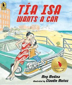 Tia Isa Wants a Car book