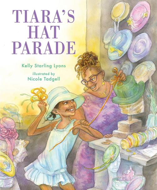 Tiara's Hat Parade book