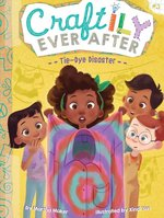 Tie-Dye Disaster book