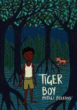 Tiger Boy book