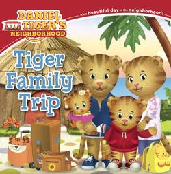 Tiger Family Trip (Bound for Schools & Libraries) book