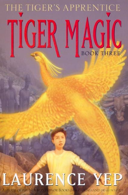 Tiger Magic book