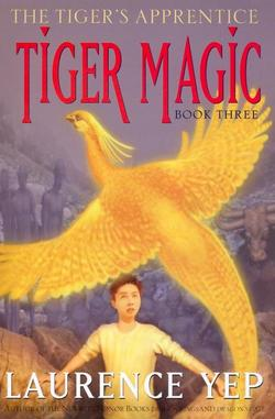 Tiger Magic book