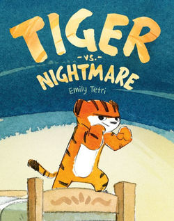 Tiger Vs. Nightmare Book