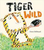 Tiger Wild book