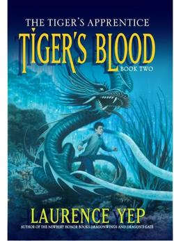 Tiger's Blood book