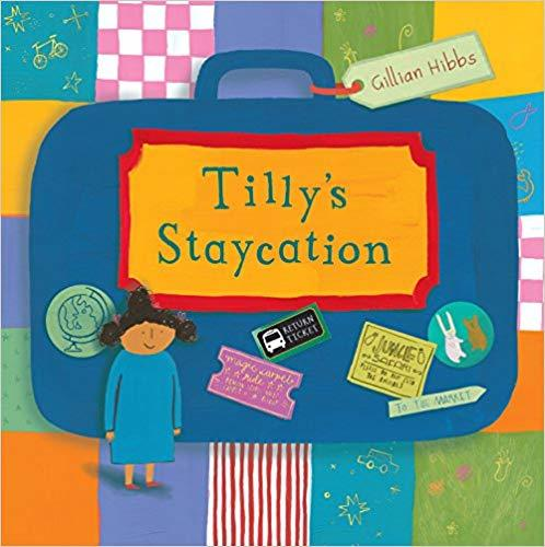 Tilly's Staycation book