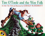 Tim O'Toole and the Wee Folk book