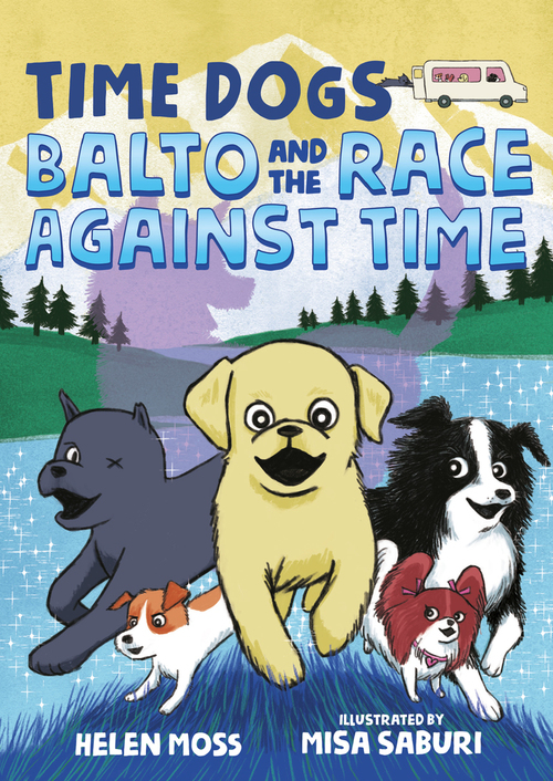 Time Dogs: Balto and the Race Against Time book