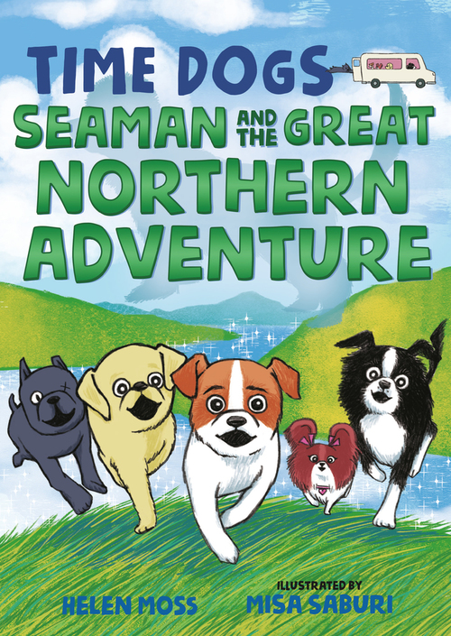 Time Dogs: Seaman and the Great Northern Adventure book