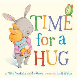 Time for a Hug book