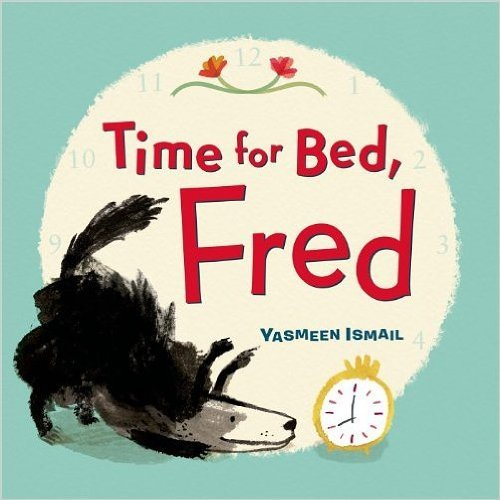 Time for Bed, Fred! book