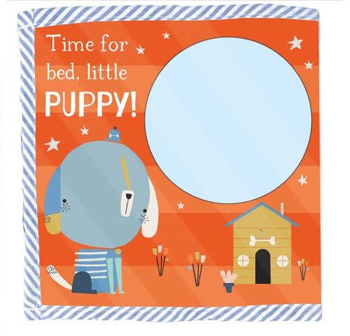 Time for Bed, Little Puppy book