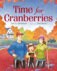 Time for Cranberries book