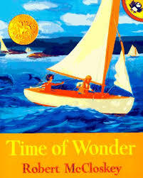 Time of Wonder book