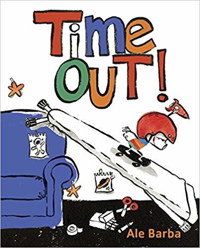 Time Out! book