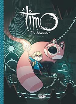 Timo the Adventurer book