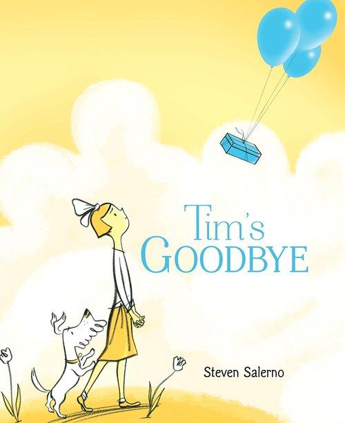 Tim's Goodbye book