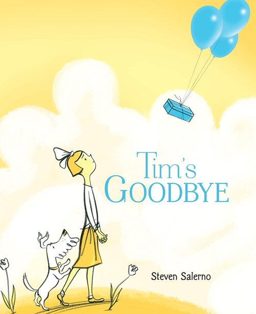Tim's Goodbye book