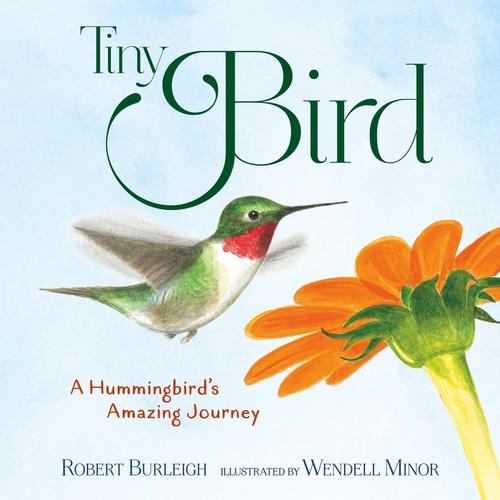 Tiny Bird book