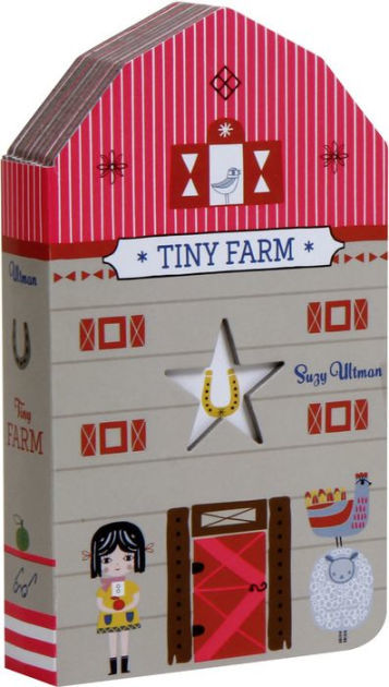 Tiny Farm book