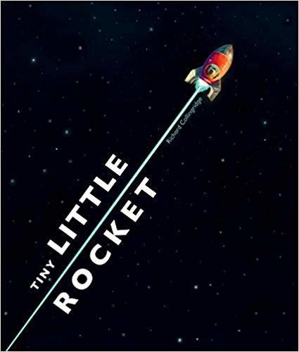 Tiny Little Rocket Book