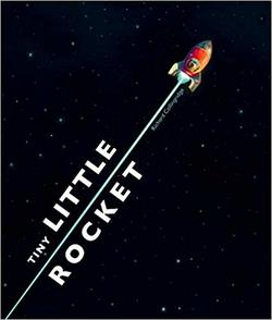 Tiny Little Rocket book