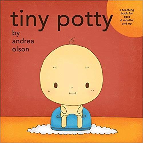 Tiny Potty book
