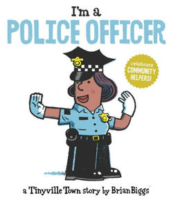 Tinyville Town: I'm a Police Officer book