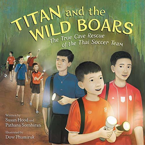 Titan and the Wild Boars book