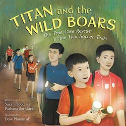 Titan and the Wild Boars book