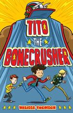 Tito the Bonecrusher book
